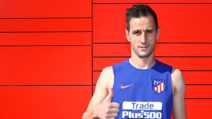 Nikola Kalinic Atletico Madrid