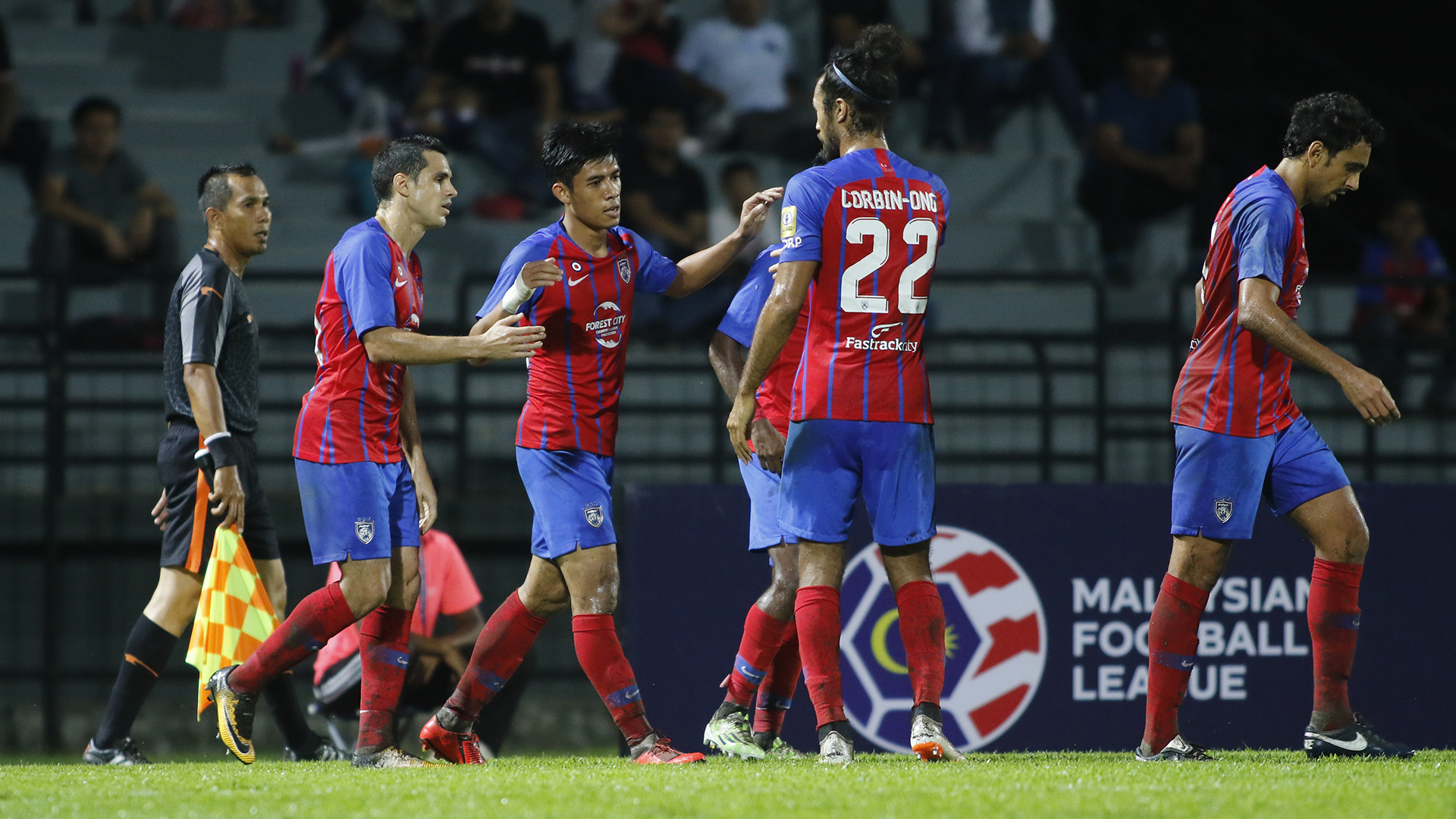 Syafiq Ahmad, PJ City FC v Johor Darul Ta'zim, Malaysia Super League, 13 Apr 2019