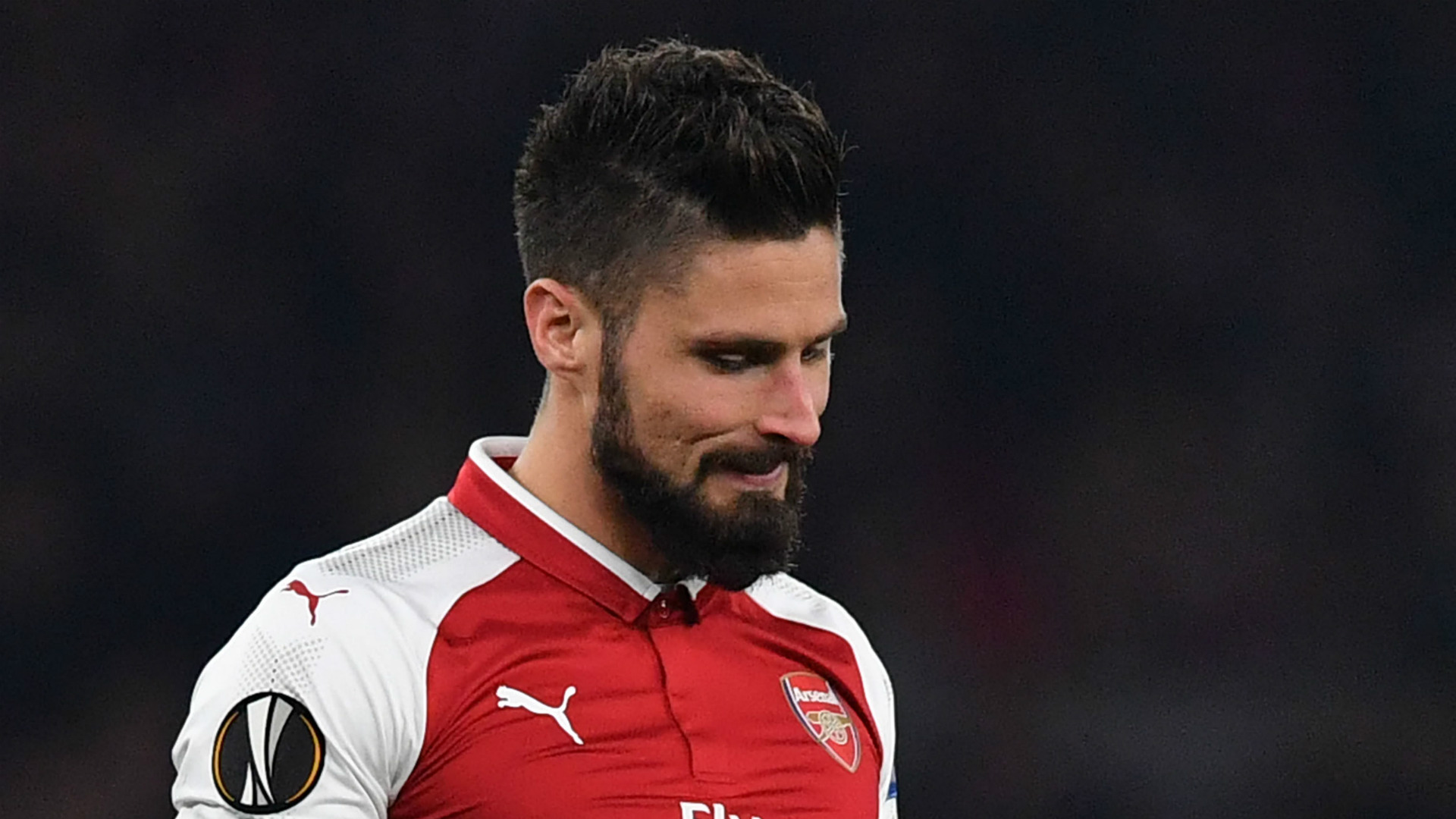 Olivier Giroud Arsenal 2017