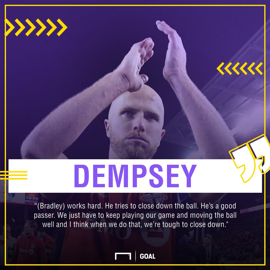 Dempsey on Bradley
