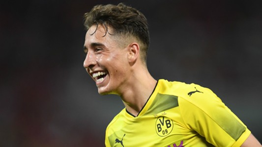 Emre Mor Dortmund 2017