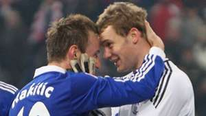 ONLY GERMANY Ivan Rakitic Manuel Neuer