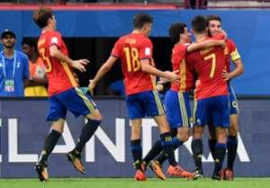 Spain vs Iran FIFA U17 WC