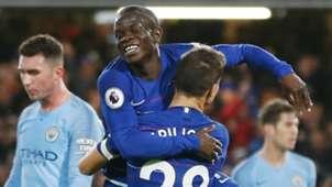 N'Golo Kante Chelsea 2018
