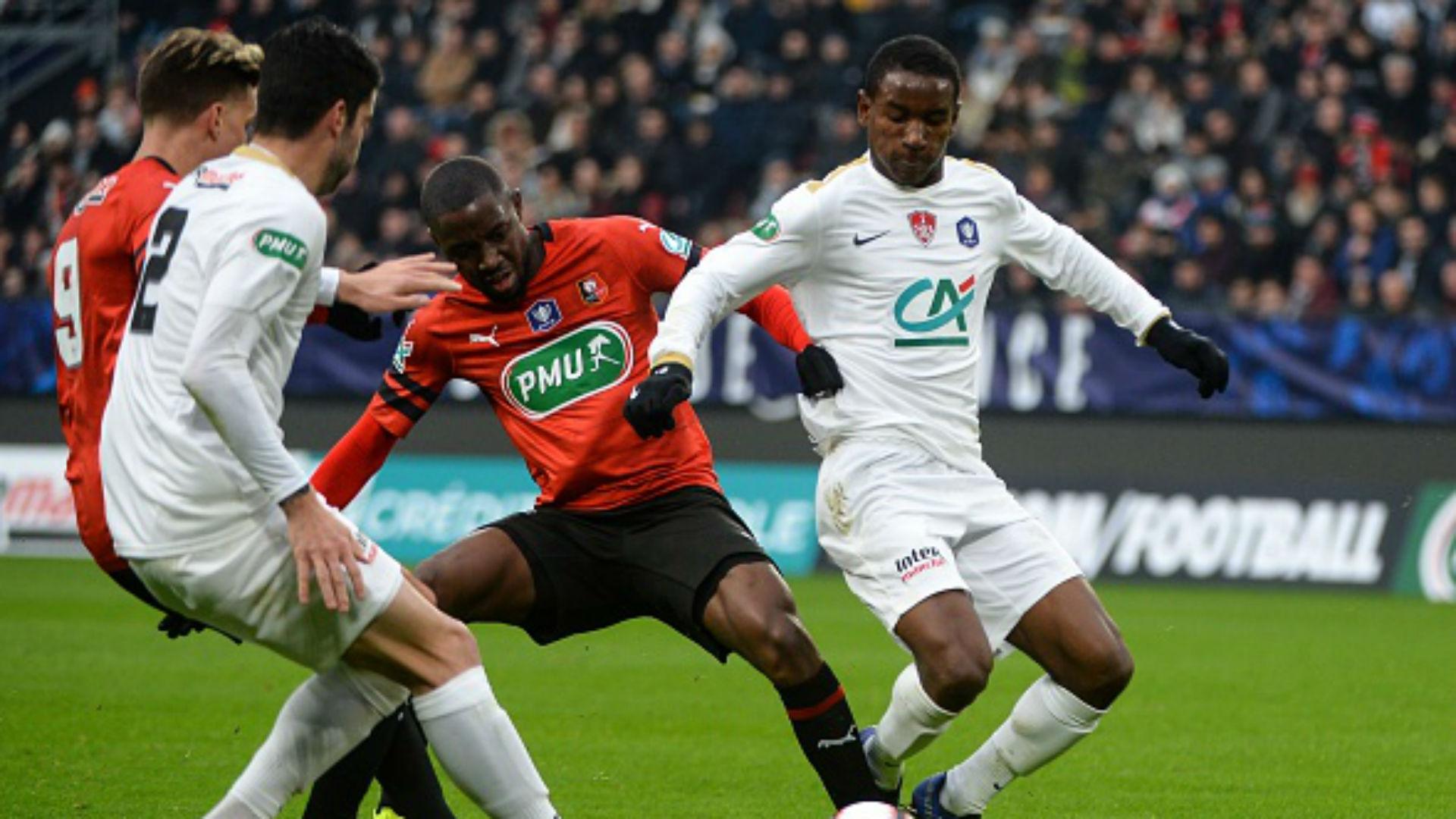Ibrahima Diallo Rennes Brest