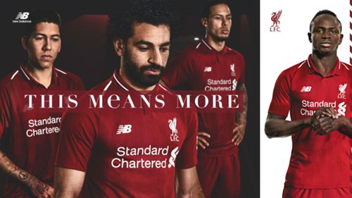 9c1be00a174 New 2018-19 kits: Liverpool, Dortmund and the biggest & best clubs in the  world | Sporting News