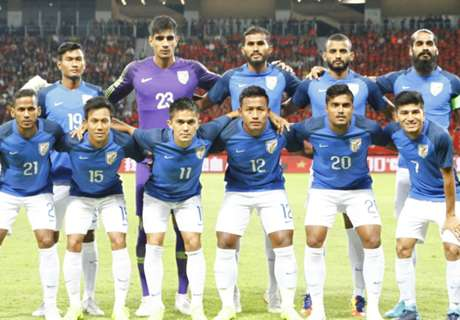 FIFA Rankings: India's position unchanged