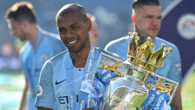 Fernandinho Manchester City 2018-19