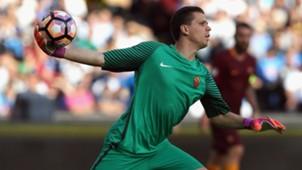 Wojciech Szczesny Roma Serie A