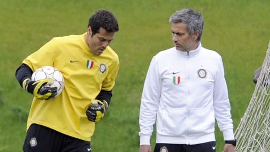 d1d3404ff4 Júlio César recorda mensagem de Mourinho