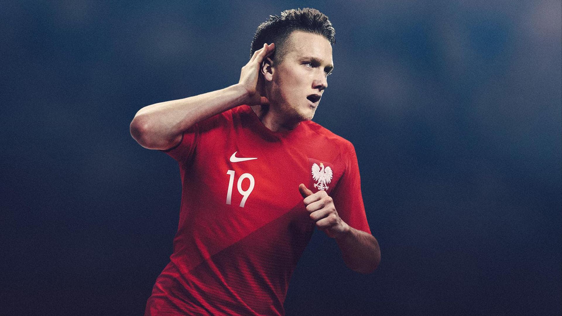 Polonia Camiseta Alternativa 2018 Poland Away Kit