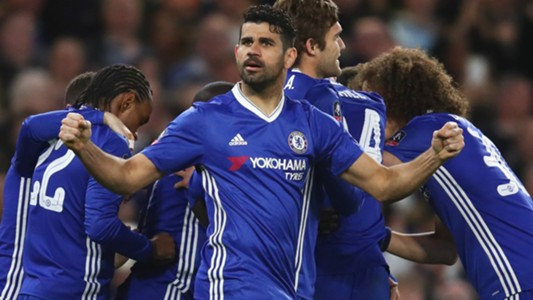Diego Costa Chelsea Premier League