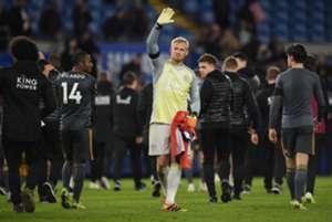 Kasper Schmeichel - Leicester City 2018