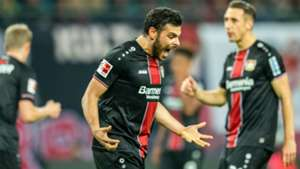 Kevin Volland Bayer Leverkusen 11112018