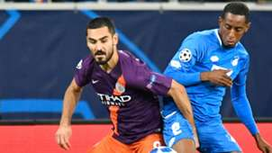 Ilkay Gundogan Manchester City Champions League