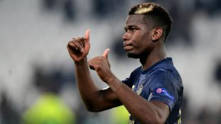 Paul Pogba Juventus Manchester United