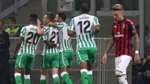 Giovanni Lo Celso Milan Betis Europa League