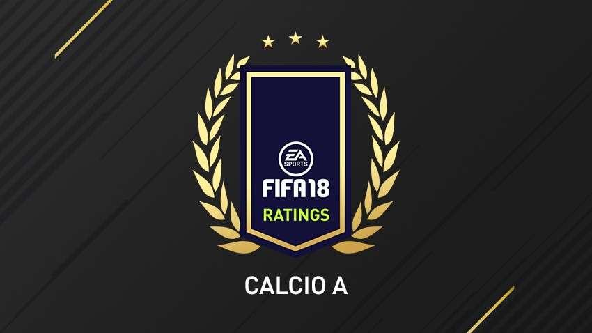 Serie A Fifa 18