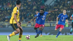 Gary Steven Robbat, Johor Darul Ta'zim