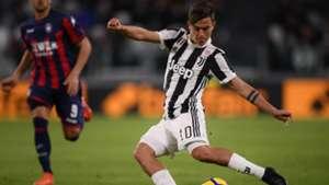 Paulo Dybala Juventus Crotone Serie A