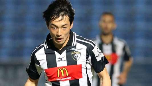 2018-05-05 Nakajima Shoya Portimonense