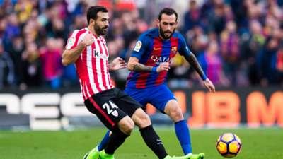 Alex Vidal Barcelona La Liga