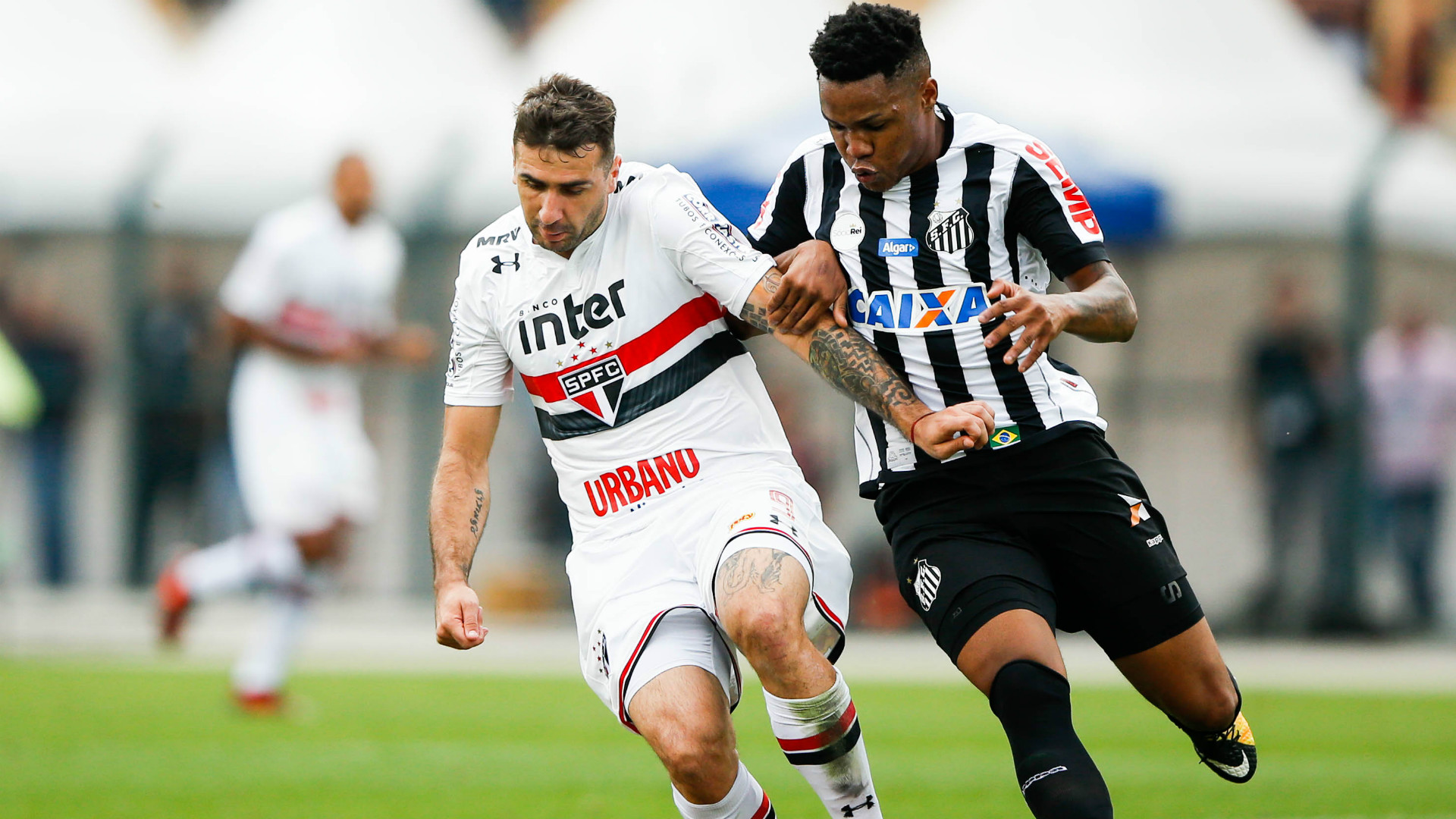 Com novidades, Elano confirma time do Santos para enfrentar o Atlético-MG