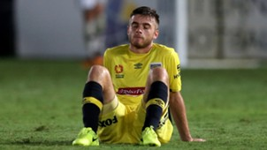 Liam Rose Central Coast Mariners