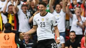 Mario Gomez Deutschland Nordirland 21062016