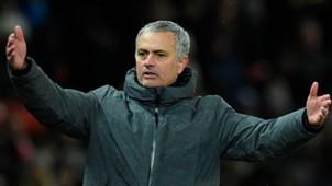 Jose Mourinho Manchester United City