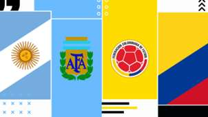 Argentina-Colombia tv streaming