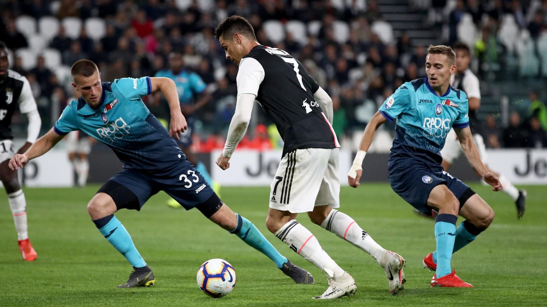 Juventus Atalanta 2019 cristiano ronaldo