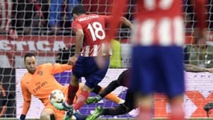 Costa Ospina Atletico Arsenal