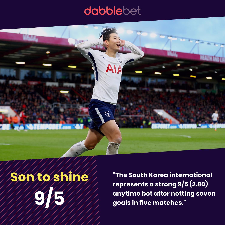 Chelsea v Tottenham anytime scorer preview