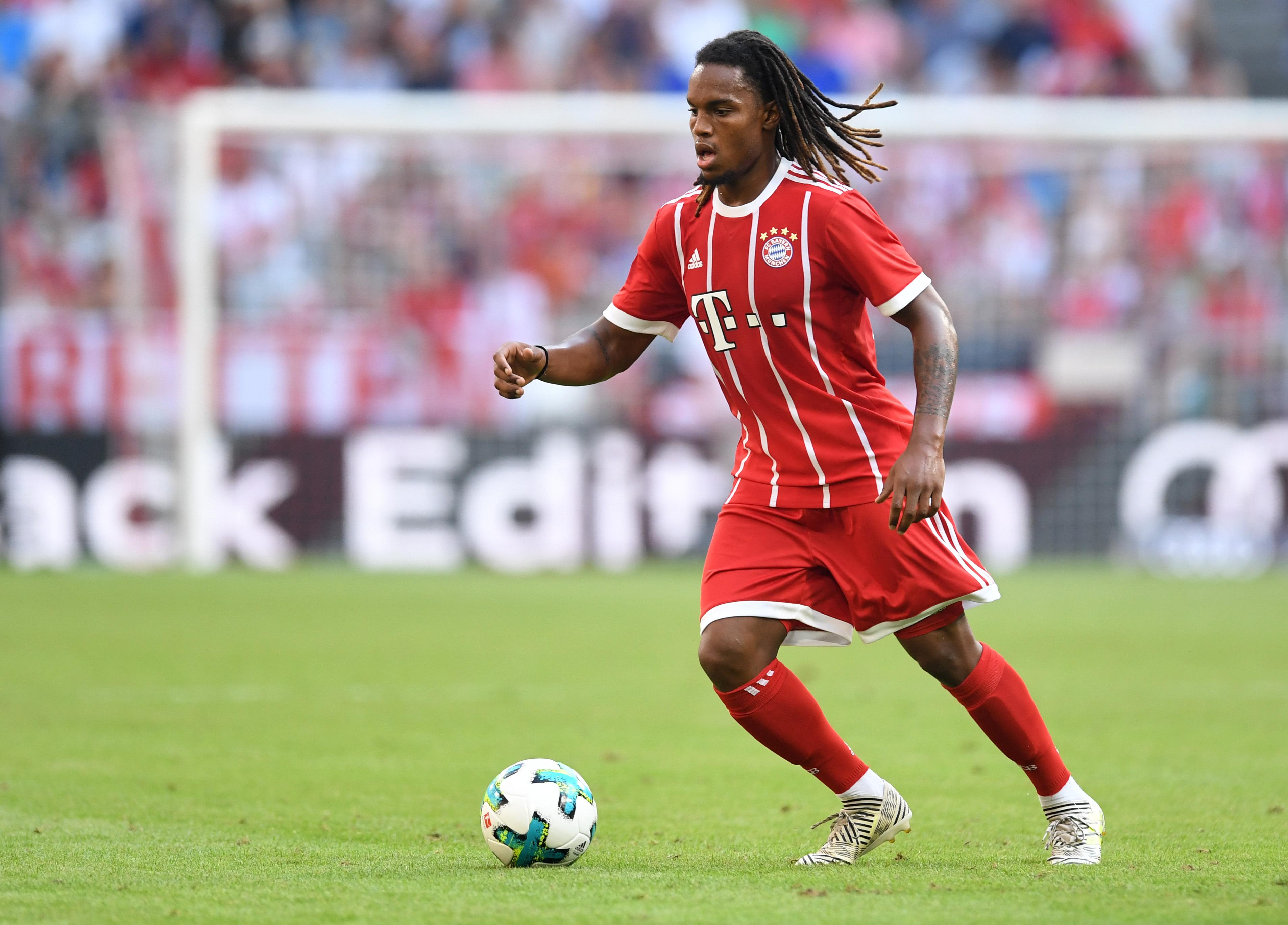 Aus bei Bayern steht bevor: Renato Sanches hat