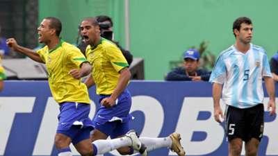 Brazil Argentina 2004 Copa America