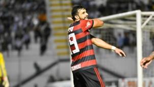 Henrique Dourado Ponte Preta Flamengo Copa do Brasil 02052018