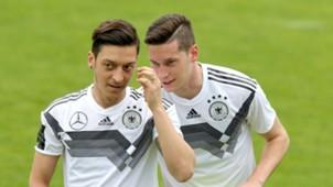 Draxler Özil DFB Team 25052018