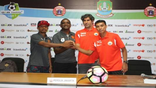 Prisca Womsiwor - Wanderley - Stefano Cugurra - Novri Setiawan - Persipura - Persija - Liga 1
