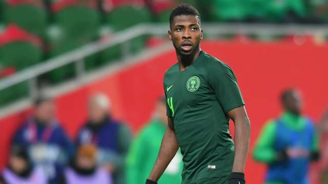 Image result for iheanacho ajayi