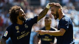 Marcelo, Karim Benzema, Real Madrid
