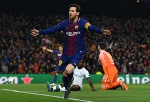 Messi VS Courtois
