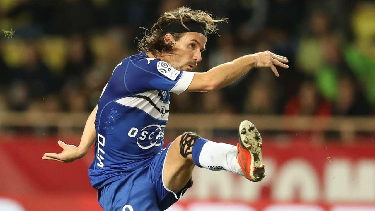 HD Yannick Cahuzac Bastia