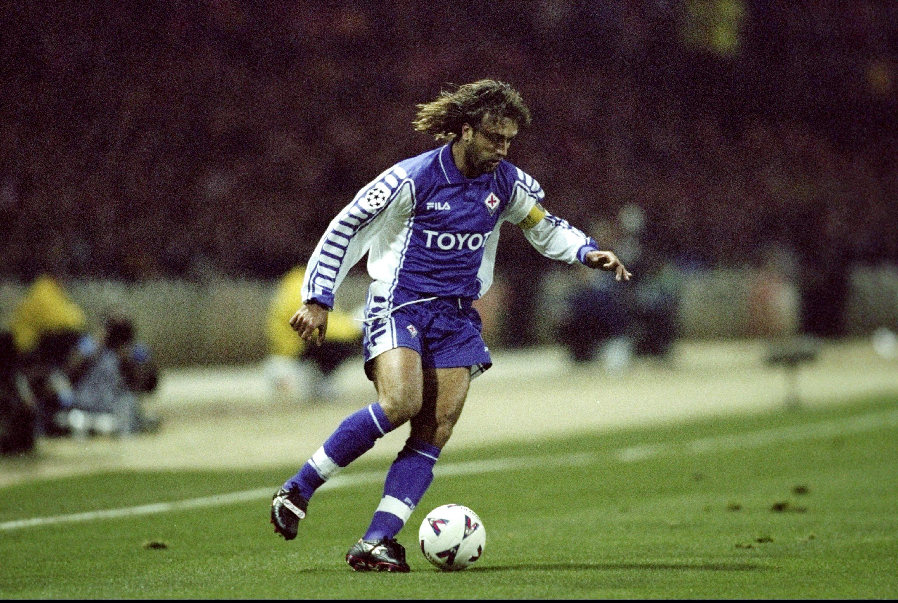 Gabriel Batistuta 1991