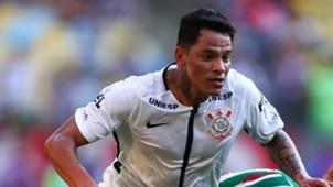 Giovanni Augusto Fluminense Corinthians Brasileirao Serie A 23072017