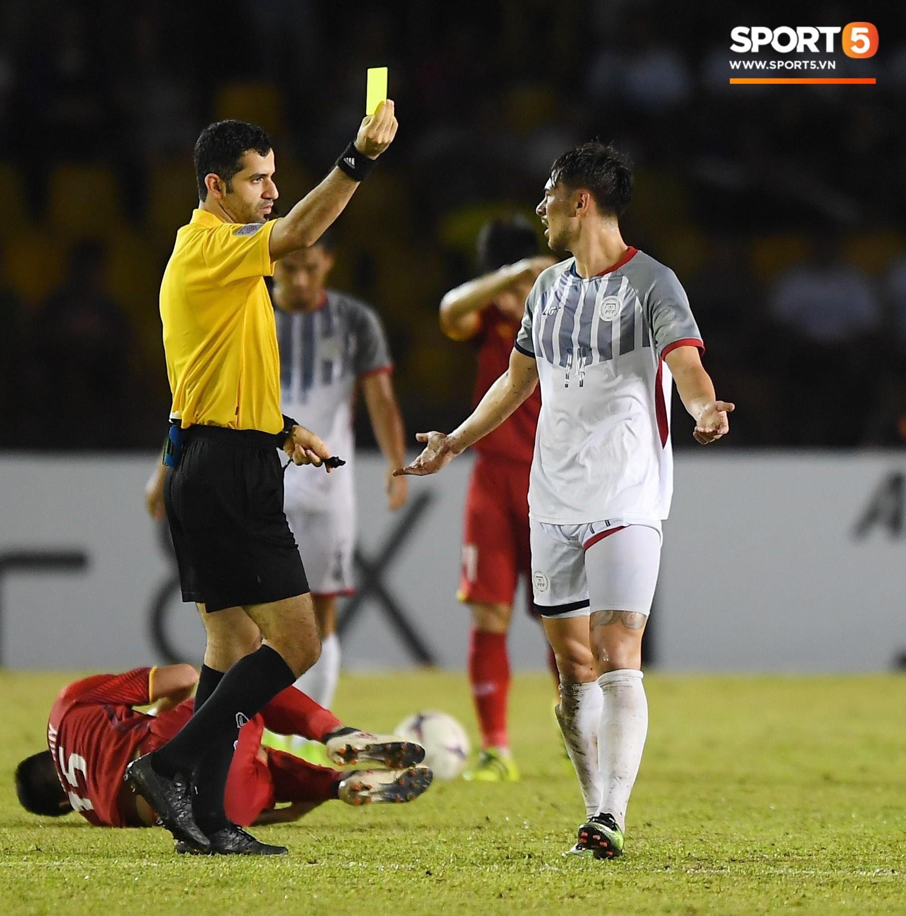 Abdulrahman Al-Jassim Việt Nam Philippines AFF Cup 2018