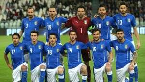 Italy VS England 2015