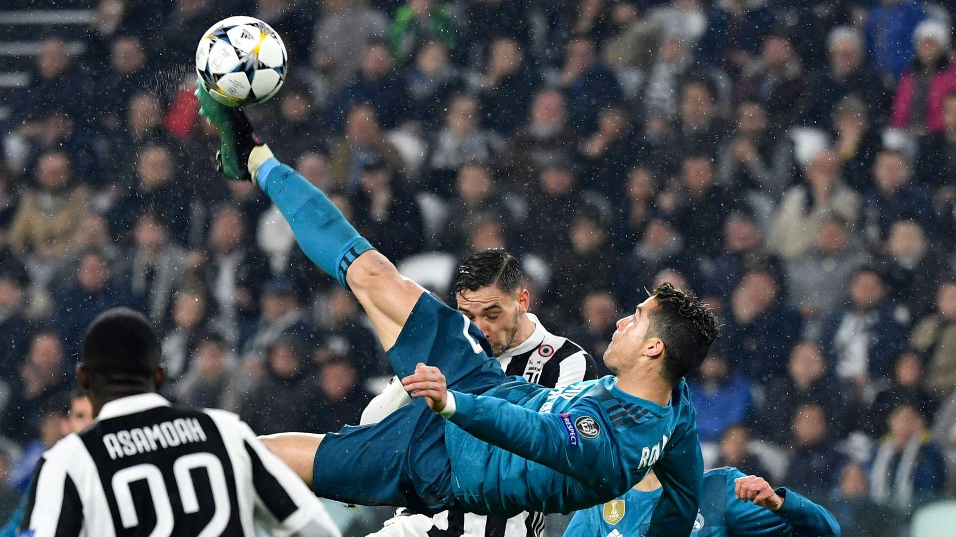 Juventus Real Madrid - Cristiano Ronaldo