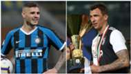 Icardi Mandzukic Inter Juventus