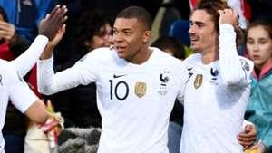 Kylian Mbappe France 2019